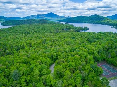 Bloomingdale, Lake Placid, North Elba, Ray Brook, St Armand, Brighton, Franklin, Gabriels, Harrietstown, Lake Clear, Lake Titus, Loon Lake, Onchiota, Paul Smiths, Rainbow Lake, Santa Clara, Saranac Inn, Saranac Lake, Upper Saranac Lake, Vermontville Residential Lots & Land For Sale: Peninsula Way