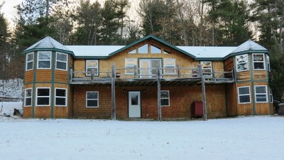 Elizabethtown, Jay, Keene, Keene Valley, Lake Placid, Saranac Lake, Westport, Wilmington, Loon Lake, Rainbow Lake, Tupper Lake Single Family Home For Sale: 48 Cedar St