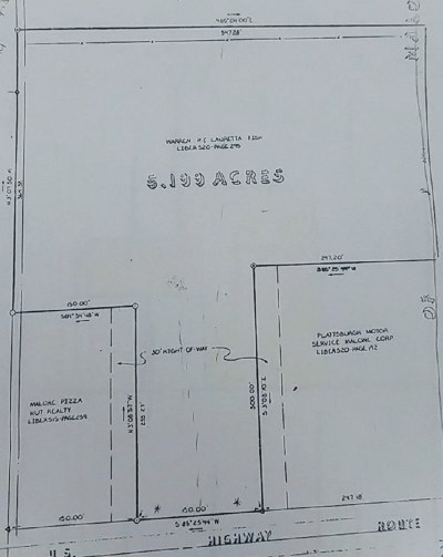 Franklin County Residential Lots & Land For Sale: State Route 11 W