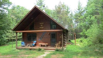 Elizabethtown, Jay, Keene, Keene Valley, Lake Placid, Westport, Wilmington, Loon Lake, Rainbow Lake, Saranac Lake, Tupper Lake Single Family Home For Sale: 11 Cascade Rd