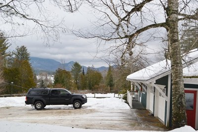 Bloomingdale, Lake Placid, North Elba, Ray Brook, St Armand, Brighton, Franklin, Gabriels, Harrietstown, Lake Clear, Lake Titus, Loon Lake, Onchiota, Paul Smiths, Rainbow Lake, Santa Clara, Saranac Inn, Saranac Lake, Upper Saranac Lake, Vermontville Single Family Home For Sale: 435-437 Kiwassa Lake Rd