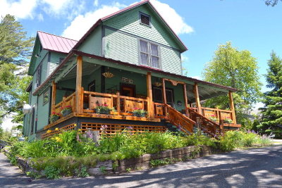 Lake Placid NY Single Family Home For Sale: $695,000