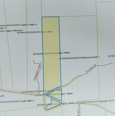 Franklin County Residential Lots & Land For Sale: Belanga Road