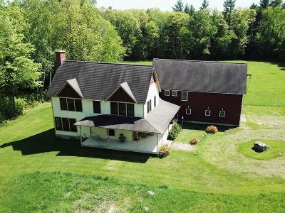 Elizabethtown, Jay, Keene, Keene Valley, Lake Placid, Westport, Wilmington, Loon Lake, Rainbow Lake, Saranac Lake, Tupper Lake Single Family Home For Sale: 187 Stevenson Rd