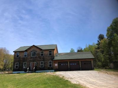 Tupper Lake NY Single Family Home For Sale: $210,000
