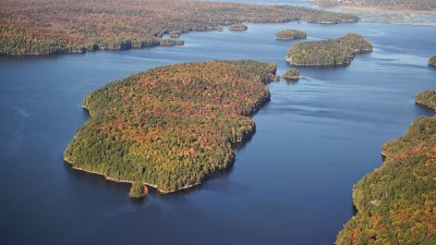 Clinton County, Essex County, Franklin County, Hamilton County, St Lawrence County Residential Lots & Land For Sale: County Line Island