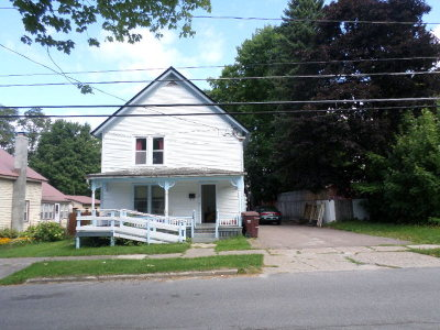 Malone NY Multi Family Home For Sale: $69,500