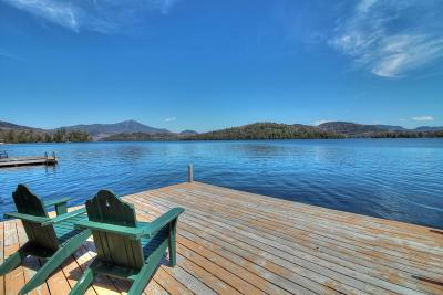 Bloomingdale, Lake Placid, North Elba, Ray Brook, St Armand, Brighton, Franklin, Gabriels, Harrietstown, Lake Clear, Lake Titus, Loon Lake, Onchiota, Paul Smiths, Rainbow Lake, Santa Clara, Saranac Inn, Saranac Lake, Upper Saranac Lake, Vermontville Single Family Home For Sale: 46 Chipmunk Lane