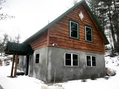 Elizabethtown, Jay, Keene, Keene Valley, Lake Placid, Saranac Lake, Westport, Wilmington, Loon Lake, Rainbow Lake, Tupper Lake Single Family Home For Sale: 50 Oak Hollow Road