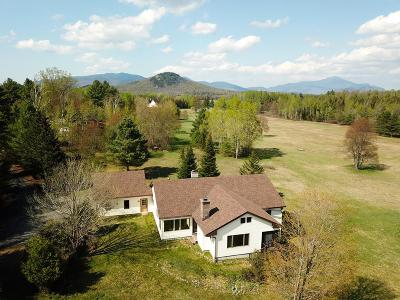 Lake Placid NY Single Family Home For Sale: $540,000