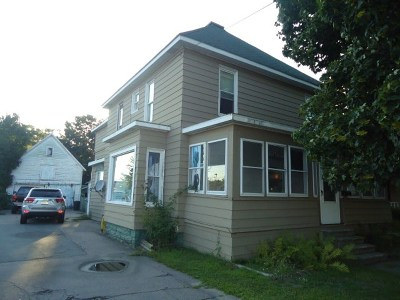 Malone NY Multi Family Home For Sale: $85,000