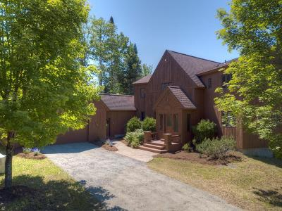 Lake Placid NY Single Family Home For Sale: $769,000