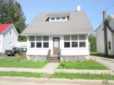 Malone Single Family Home For Sale: 54 Cedar Street