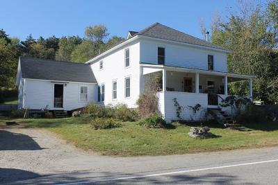 Essex County Single Family Home For Sale: 751 Nys Route 22