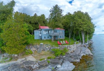 Elizabethtown, Jay, Keene, Keene Valley, Lake Placid, Saranac Lake, Westport, Wilmington, Loon Lake, Rainbow Lake, Tupper Lake Single Family Home For Sale: 134 Presbury Point Way