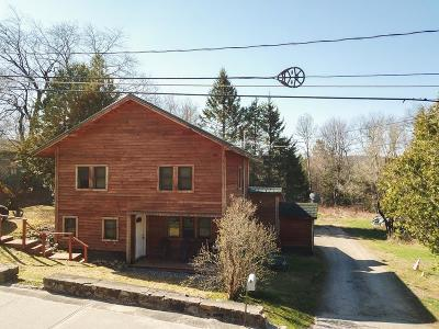 Lake Placid NY Single Family Home For Sale: $269,000
