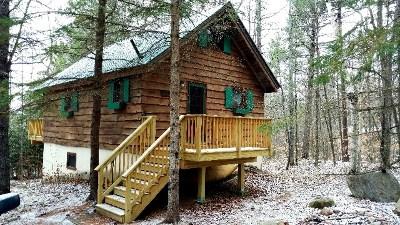 Elizabethtown, Jay, Keene, Keene Valley, Lake Placid, Saranac Lake, Westport, Wilmington, Loon Lake, Rainbow Lake, Tupper Lake Single Family Home For Sale: 38 Cayuga Trail