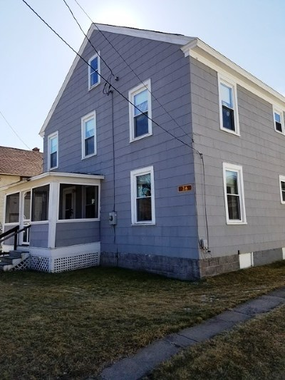 Essex County, Franklin County Multi Family Home For Sale: 36 Forge St.