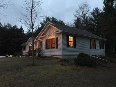 Elizabethtown, Jay, Keene, Keene Valley, Lake Placid, Saranac Lake, Westport, Wilmington, Loon Lake, Rainbow Lake, Tupper Lake Single Family Home For Sale: 45 Bills Lane