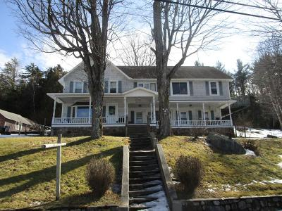 Single Family Home For Sale: 790 Deerland Road