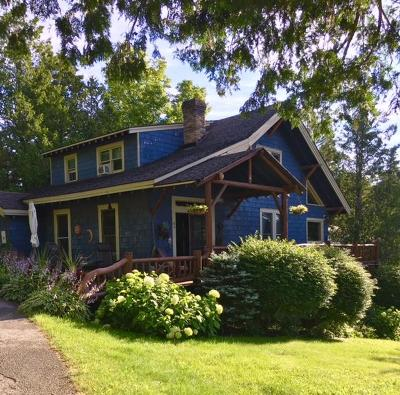 Lake Placid Single Family Home For Sale: 65 Stevens Road