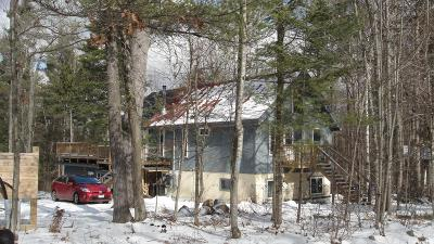 Elizabethtown, Jay, Keene, Keene Valley, Lake Placid, Westport, Wilmington, Loon Lake, Rainbow Lake, Saranac Lake, Tupper Lake Single Family Home For Sale: 116 Sequoia Mountain Lane