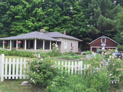 Elizabethtown, Jay, Keene, Keene Valley, Lake Placid, Westport, Wilmington, Loon Lake, Rainbow Lake, Saranac Lake, Tupper Lake Single Family Home For Sale: 85 Water St