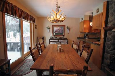 Lake Placid NY Condo/Townhouse For Sale: $484,000