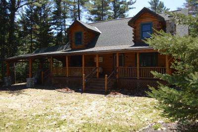 Lake Placid NY Single Family Home For Sale: $750,000