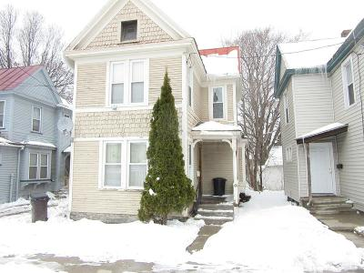 Malone NY Multi Family Home For Sale: $45,000