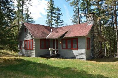Saranac Lake NY Single Family Home For Sale: $399,000