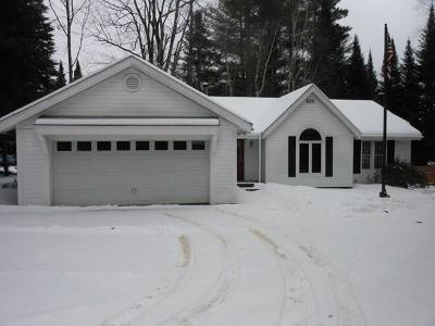 Bloomingdale NY Single Family Home For Sale: $104,900