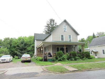 Malone NY Multi Family Home For Sale: $69,000