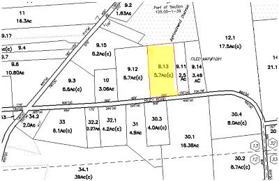 Franklin County Residential Lots & Land For Sale: Riley Road