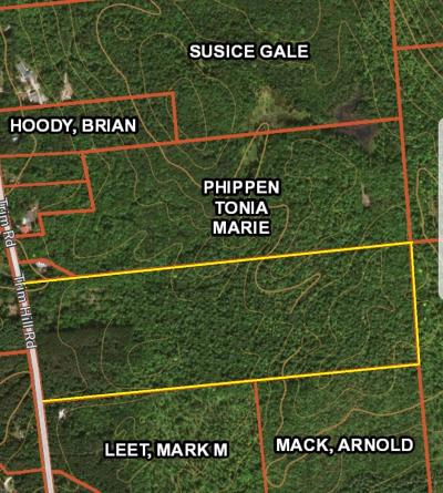 Franklin County Residential Lots & Land For Sale: . Trim Road