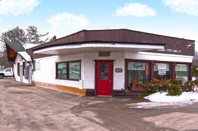 Lake Placid Commercial For Sale: 2182 Saranac Avenue