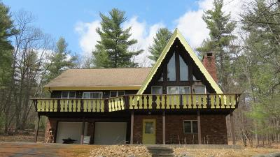 Elizabethtown, Jay, Keene, Keene Valley, Lake Placid, Saranac Lake, Westport, Wilmington, Loon Lake, Rainbow Lake, Tupper Lake Single Family Home For Sale: 111 Sawmill