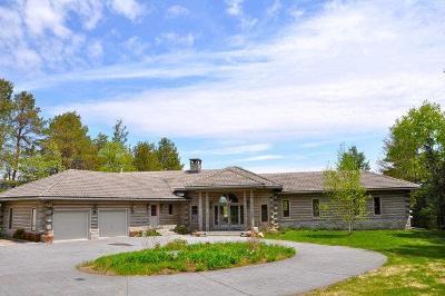Lake Placid Single Family Home For Sale: 206 Algonquin Dr
