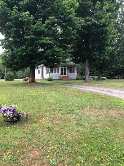 Tupper Lake NY Single Family Home For Sale: $175,000