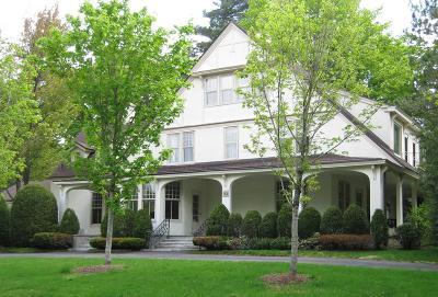 Lake Placid Single Family Home For Sale: 92 Stevens Road