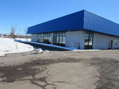Malone NY Commercial For Sale: $399,000