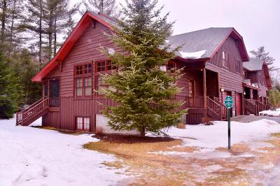 Lake Placid NY Condo/Townhouse For Sale: $519,000