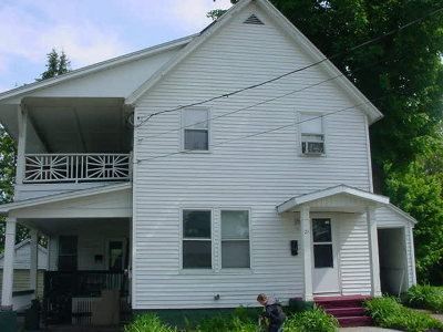 Malone NY Multi Family Home For Sale: $55,000