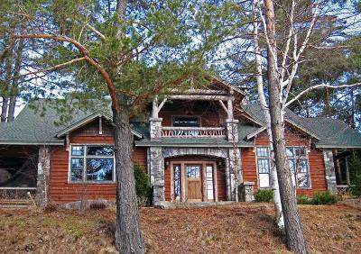 Lake Placid NY Single Family Home For Sale: $2,195,000