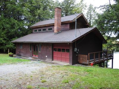 Franklin County Single Family Home For Sale: 399 Lake Simond Road