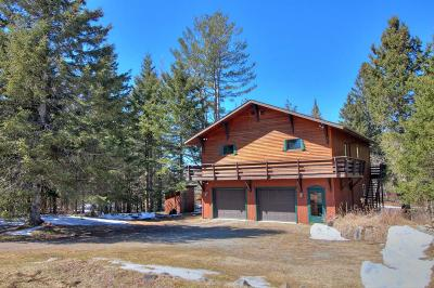 Lake Placid NY Single Family Home For Sale: $415,000