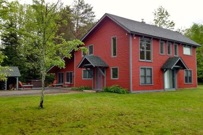 Lake Placid NY Single Family Home For Sale: $469,000