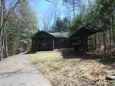 Rainbow Lake Single Family Home For Sale: 322 Co Rt 60