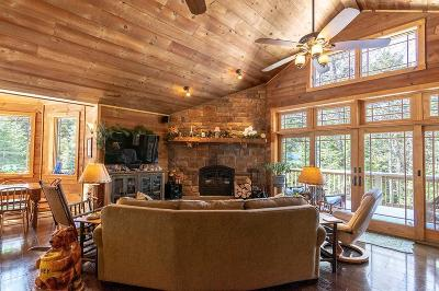 Lake Placid NY Single Family Home For Sale: $955,000