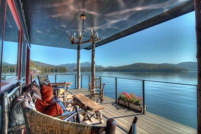 Lake Placid NY Single Family Home For Sale: $2,749,000